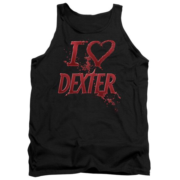 Dexter I Heart Dexter Adult Tank