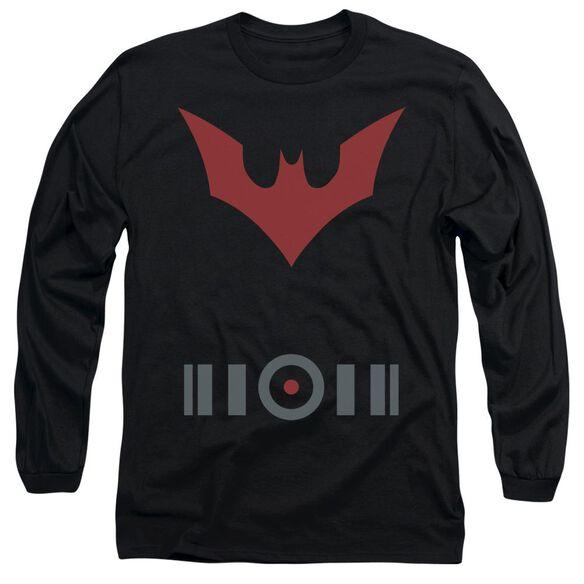 Batman Beyond Beyond Uniform Long Sleeve Adult T-Shirt