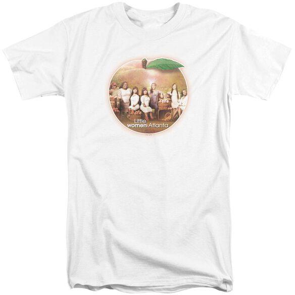 Little Women Atlanta Peach Pie Short Sleeve Adult Tall T-Shirt