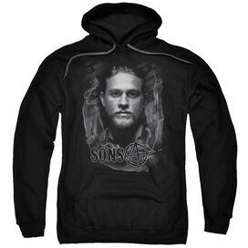 Sons Of Anarchy Jax Adult Pull Over Hoodie