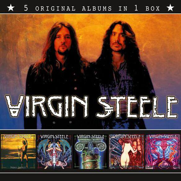 5 Original Albums (Box)