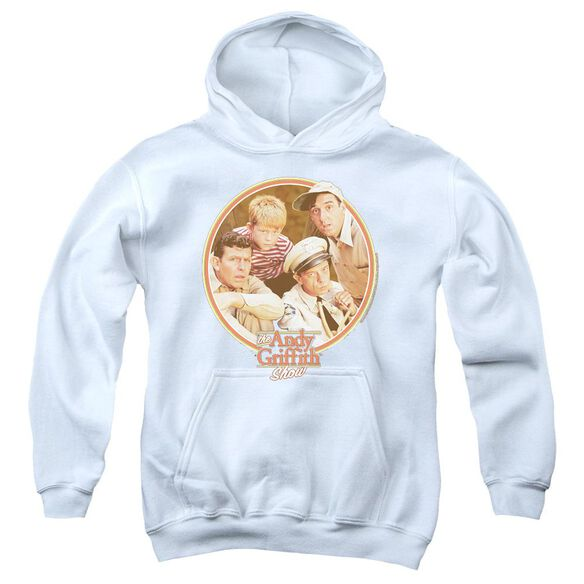 Andy Griffith Boys Club Youth Pull Over Hoodie