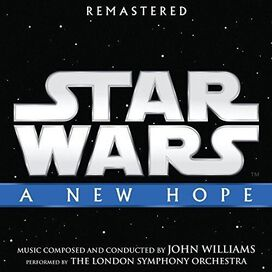John Williams - Star Wars: Episode IV - A New Hope [Original Motion Picture Soundtrack]