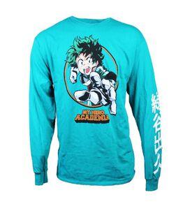 My Hero Academia Plus Ultra 1A Kanji Long Sleeve T-Shirt