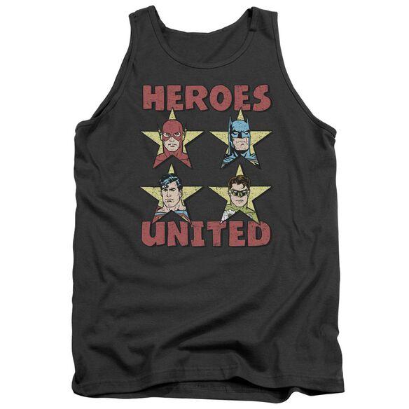 Jla United Stars Adult Tank