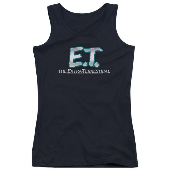 Et Logo Juniors Tank Top