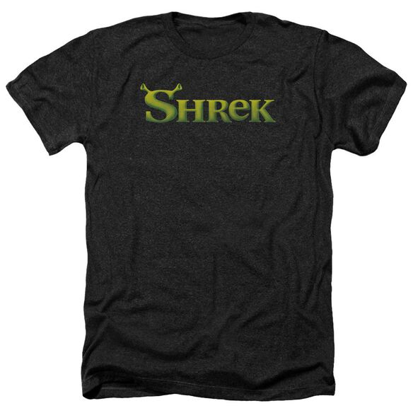 Shrek Logo Adult Heather