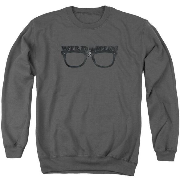 Major League Wild Thing Adult Crewneck Sweatshirt