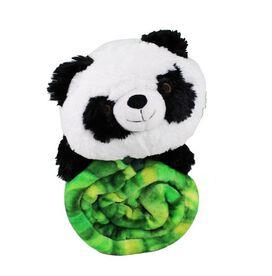 Silk Panda Hugger & Blanket