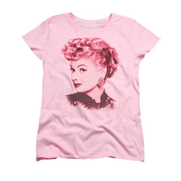 I Love Lucy Beautiful Short Sleeve Womens Tee T-Shirt