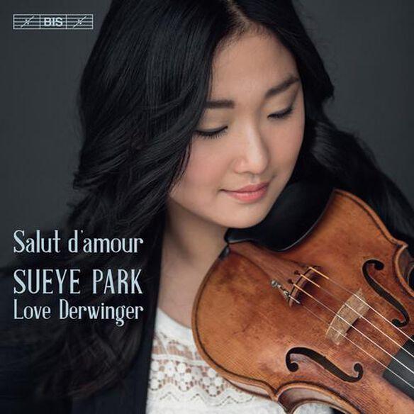 Milstein/ Park/ Derwinger - Salut D'amour (Hybr)