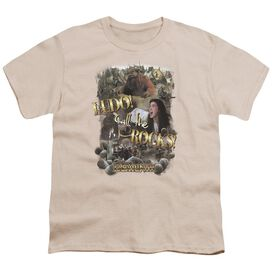 Labyrinth Call The Rocks Short Sleeve Youth T-Shirt