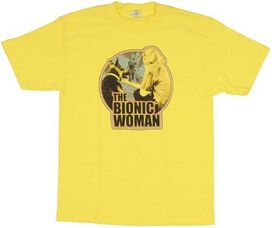 Bionic Woman Jaime T-Shirt