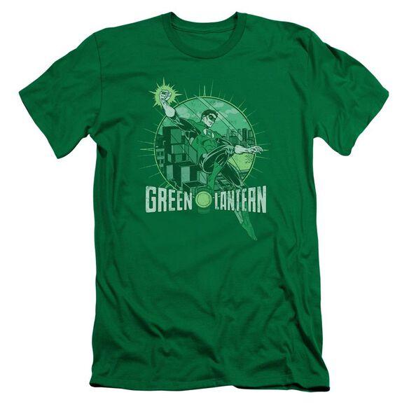 Dc City Power Short Sleeve Adult Kelly T-Shirt