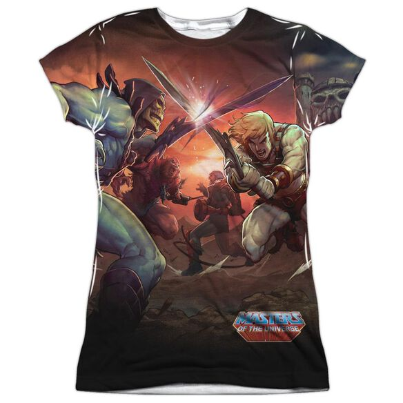 MASTERS OF THE UNIVERSE BATTLE-S/S JUNIOR T-Shirt