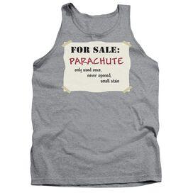 Parachute For Sale - Adult Tank -
