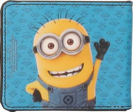 Despicable Me Minion Jerry Wallet