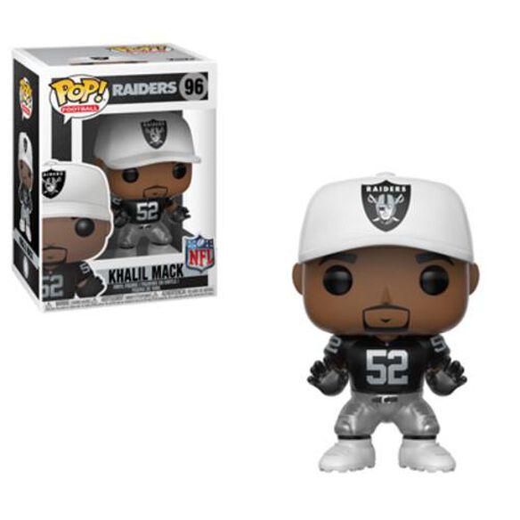 Funko Pop!: NFL - Oakland Raiders Khalil Mack