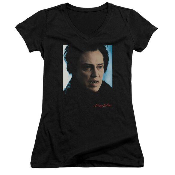 Sleepy Hollow Horseman Junior V Neck T-Shirt