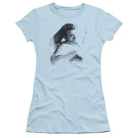 Dean Picture This Too Short Sleeve Junior Sheer Light T-Shirt