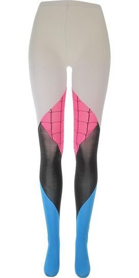 Spiderman Spider-Gwen Costume Tights