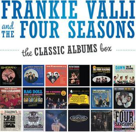 Frankie Valli & the Four Seasons - Classic Albums Box