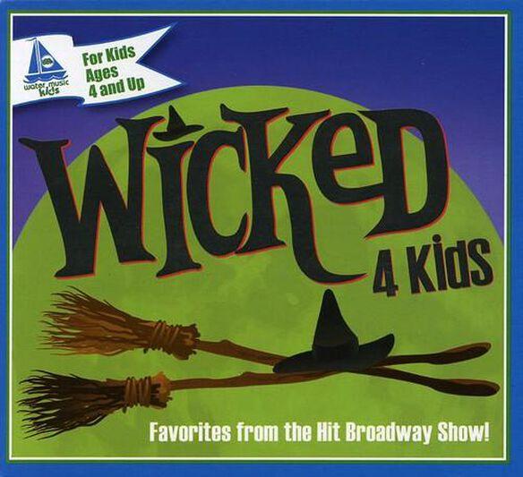 Wicked 4 Kids / Various (Dig)