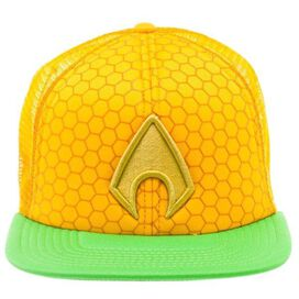 Aquaman Logo Trucker Hat