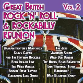 Various Artists - Great British Rock'n'roll & Rockabilly Reunion Album 2 (VariousArtists)