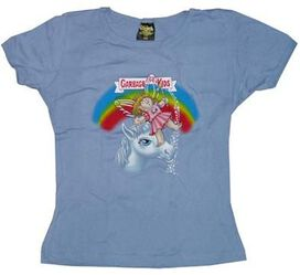 Garbage Pail Kids Gail Juniors T-Shirt