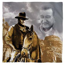 John Wayne Ride Em Cowboy Bandana