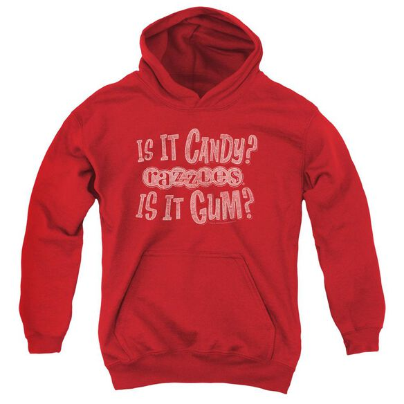 Razzles What Is This Youth Pull Over Hoodie