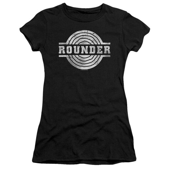 Rounder Rounder Retro Short Sleeve Junior Sheer T-Shirt