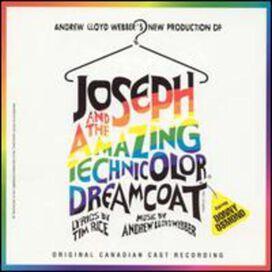 Andrew Lloyd Webber - Joseph and the Amazing Technicolor Dreamcoat [Original Canadian Cast]