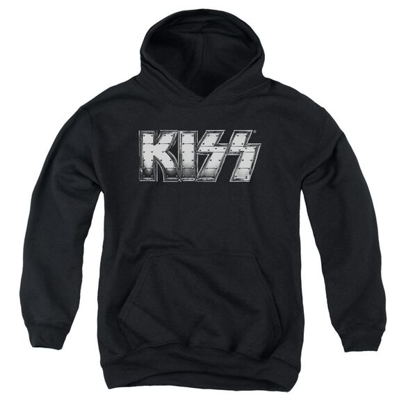 Kiss Heavy Metal Youth Pull Over Hoodie
