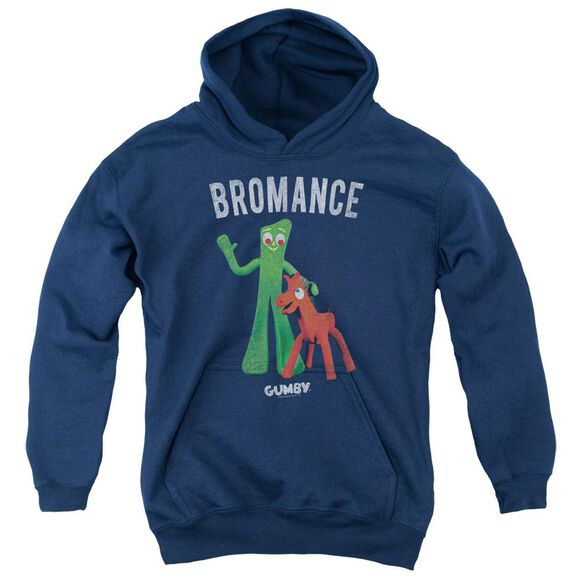 Gumby Bromance Youth Pull Over Hoodie