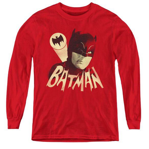 Batman Classic TV Bat Signal-youth Long
