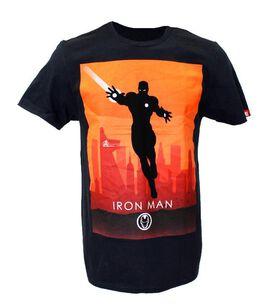 Iron Man Poster T-Shirt