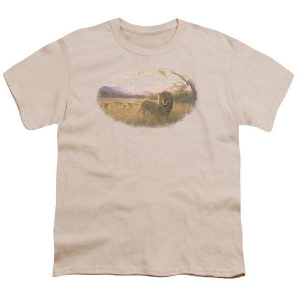 Wildlife Rising Son Short Sleeve Youth T-Shirt