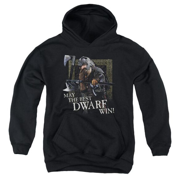 Lor The Best Dwarf Youth Pull Over Hoodie