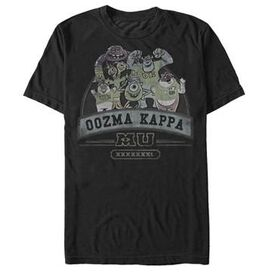 Monsters University Oozma Group T-Shirt