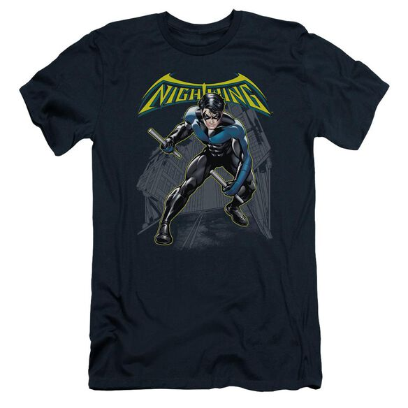 Batman Nightwing Short Sleeve Adult T-Shirt