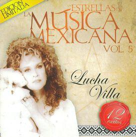 Lucha Villa - Estrellas de La Musica Mexicana