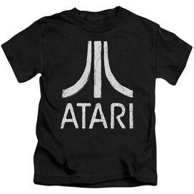 Atari Rough Logo Short Sleeve Juvenile T-Shirt