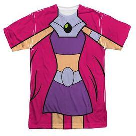 Teen Titans Go Starfire Suit Sublimated T-Shirt