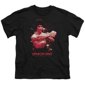 Bruce Lee The Shattering Fist Short Sleeve Youth T-Shirt