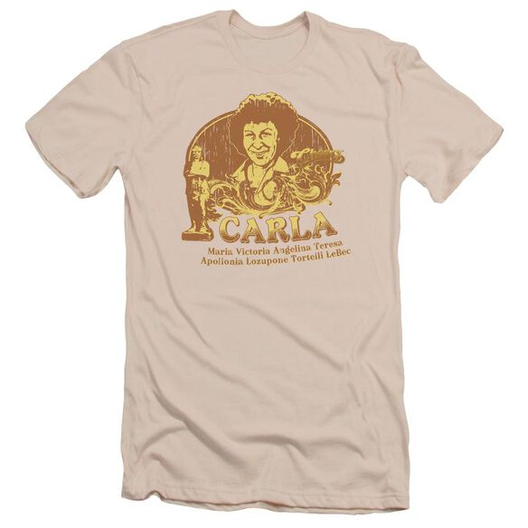 Cheers Carla Short Sleeve Adult T-Shirt