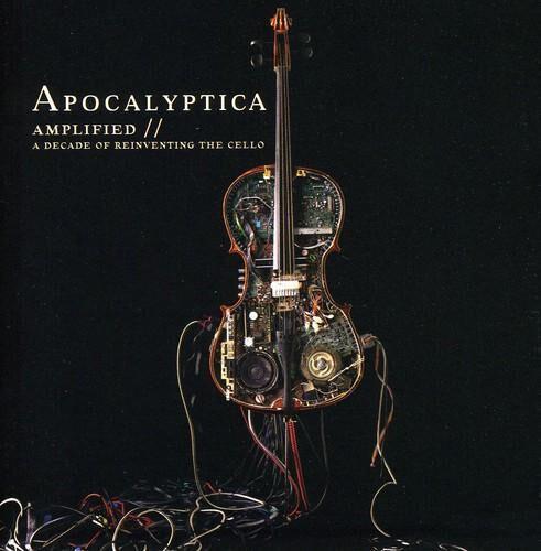 apocalyptica a decade of reinventing the cello