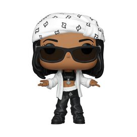 Funko Pop! Rocks: Aaliyah