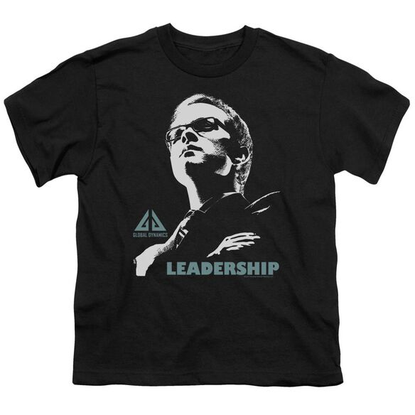 Eureka Leadership Poster Short Sleeve Youth T-Shirt